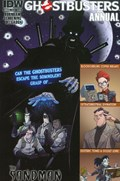 GHOSTBUSTERS ANNUAL 2015 #1