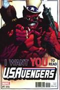 U.S.AVENGERS #1GGG  Variant Cover Ryan Stegman Variant Cover. Limited 1 for 25.