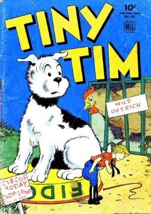 Comic Cover for Tiny Tim (Four-Color) (#42)