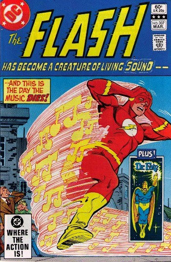 (DC) Cover for Flash, The #307