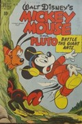 MICKEY MOUSE (FOUR-COLOR) #279A