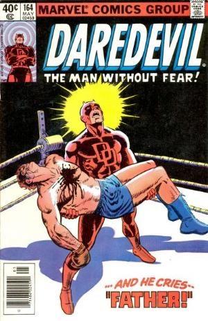 Comic Cover for Daredevil (#164)