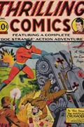 THRILLING COMICS #23