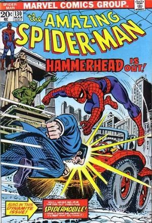 Comic Cover for Amazing Spider-Man (#130)