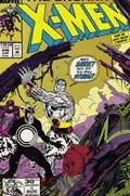 UNCANNY X-MEN #248B  Variant Cover 2nd Print