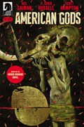 AMERICAN GODS #1B  Variant Cover Dave McKean Variant Cover