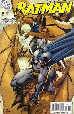 (DC) Cover for Batman #656 1st Full Appearance of Damian Wayne
