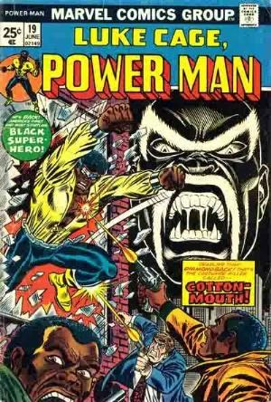 Comic Cover for POWER MAN (#)