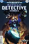 DETECTIVE COMICS #957