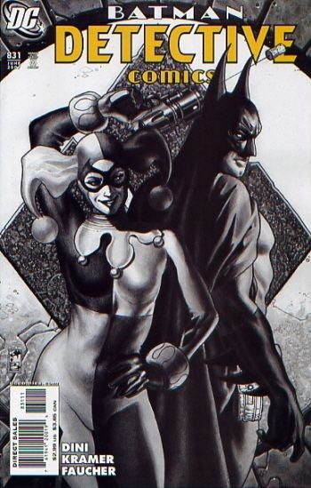 Comic Cover for DETECTIVE COMICS (#)