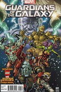 MARVEL UNIVERSE GUARDIANS OF THE GALAXY #1A