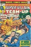 SUPER-VILLAIN TEAM-UP #5A