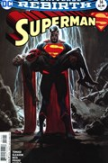 SUPERMAN #14A  Variant Cover Andrew Robinson Variant Cover