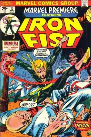 Comic Cover for Marvel Premiere (#15)