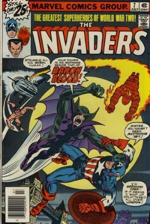 Comic Cover for Invaders, The (#7)