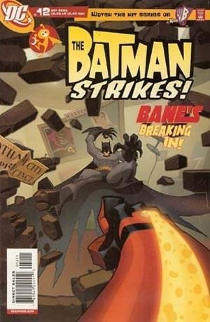 (DC) Cover for Batman Strikes!, The #12