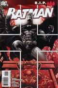 BATMAN #677-2nd Print