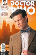 DOCTOR WHO: THE ELEVENTH DOCTOR YEAR TWO #2A