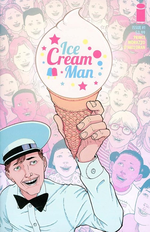 (Image) Cover for Ice Cream Man #1