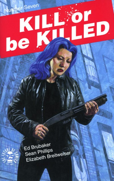 Comic Cover for KILL OR BE KILLED (#)