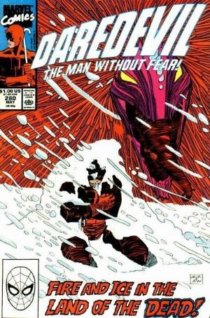 Comic Cover for Daredevil (#280)