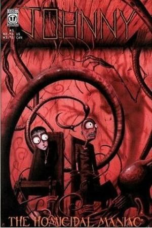 Comic Cover for JOHNNY THE HOMICIDAL MANIAC (#)