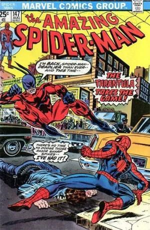 Comic Cover for Amazing Spider-Man (#147)