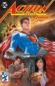(DC) Cover for Action Comics #1000 Vault Collectibles Exclusive Dave Dorman Variant Limited to 2500