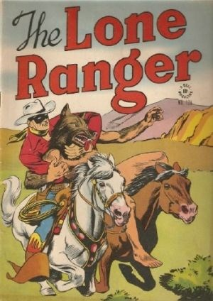 Comic Cover for Lone Ranger, The (Four-Color) (#136)