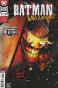 BATMAN WHO LAUGHS, THE #1