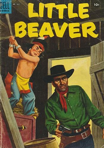(Dell) Cover for Little Beaver #612