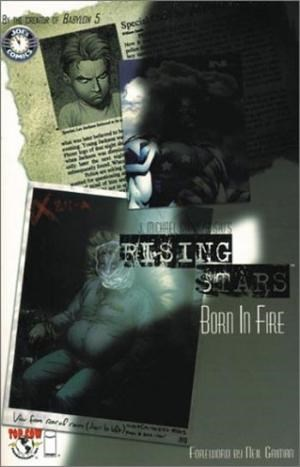 (Top Cow) Cover for Rising Stars #1 Born in Fire (Collects issues 1-8)