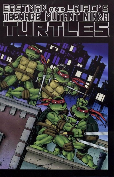(Mirage Studios) Cover for Teenage Mutant Ninja Turtles #1 Full Color Reprint (2009)