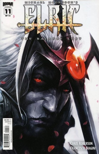 (Boom! Studios) Cover for Elric: The Balance Lost #11 Cover A by Francesco Mattina