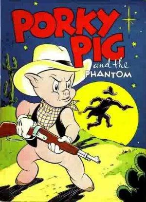 Comic Cover for Porky Pig (Four Color) (#156)