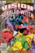 VISION AND THE SCARLET WITCH, THE #3