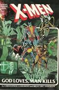 X-MEN: GOD LOVES, MAN KILLS (MARVEL GRAPHIC NOVEL #5) #5E