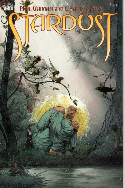 Comic Cover for Neil Gaiman And Charles Vess' Stardust (#3)