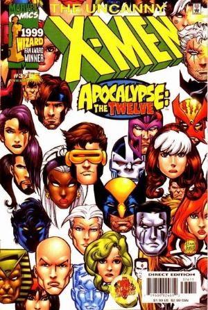 (Marvel) Cover for Uncanny X-Men #376 The Twelve Revealed