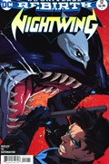 NIGHTWING #12A  Variant Cover Ivan Reis & Oclair Albert Variant Cover
