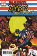 MARVEL ZOMBIES/ARMY OF DARKNESS #1B  Variant Cover Second Printing