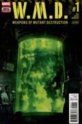 WEAPONS OF MUTANT DESTRUCTION: ALPHA #1