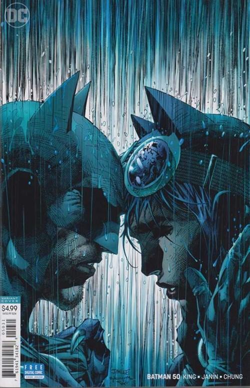 Comic Cover for Batman (#50)