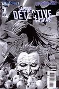 DETECTIVE COMICS #1-4th Print