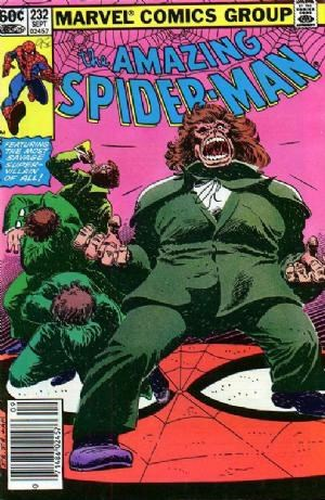 Comic Cover for AMAZING SPIDER-MAN (#)