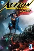 ACTION COMICS #1000-FRANK-A