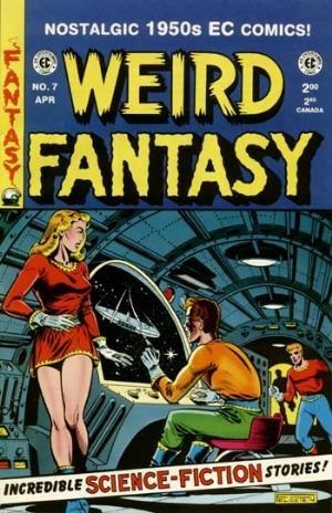 Comic Cover for WEIRD FANTASY (#)