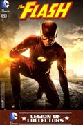 FLASH #123A  Variant Cover (2016) Legion of Collectors Variant Cover