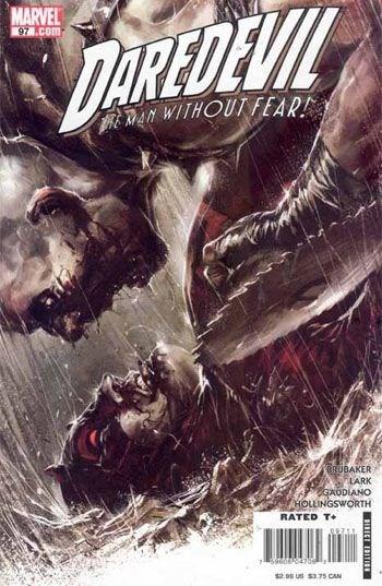 Comic Cover for Daredevil (#97)