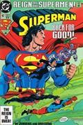 SUPERMAN #82-2nd Print